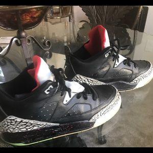 Jordan's Retro Black Cements